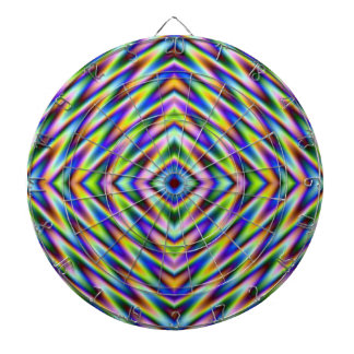 Dartboard del ojo del diamante tablero dardos