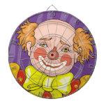 Dartboard del payaso de circo tabla dardos