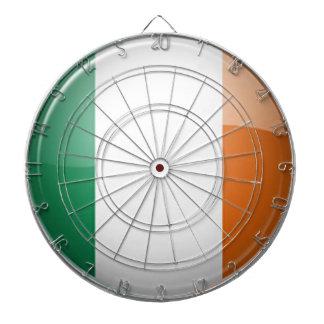 Dartboard del tema de Irlanda Tablero De Dardos