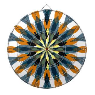 """Dartboard en el color de """"impresionante """" tabla dardos"""
