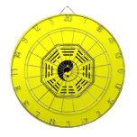 dartboard iching tablero de dardos