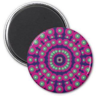 Dartboard iridiscente de la MOD Imanes