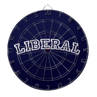 Dartboard liberal