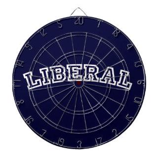 Dartboard liberal tabla dardos