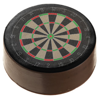 Dartboard Lover Chocolate Covered Oreo