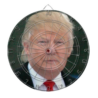 dartboard oficial de Donald Trump