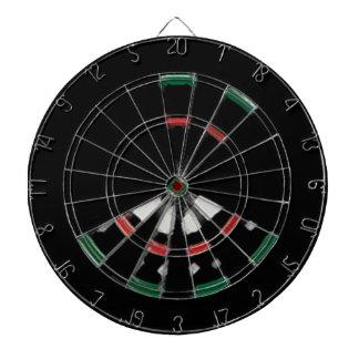 Dartboard para el jugador serio del grillo tabla dardos