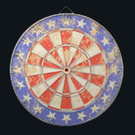 "Dartboard USA Flag old cracked<br><div class=""desc"">Dartboard USA Flag old cracked</div>"
