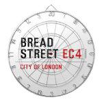 Bread Street  Dartboards