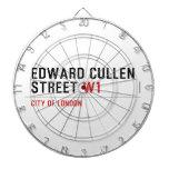 Edward Cullen Street  Dartboards
