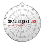 Spag street  Dartboards