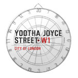 YOOTHA JOYCE Street  Dartboards