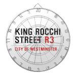 king Rocchi Street  Dartboards