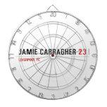 Jamie carragher  Dartboards