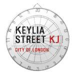 Keylia Street  Dartboards