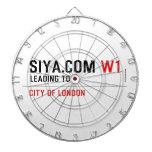 SIYA.COM  Dartboards