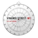 VINANDI STREET  Dartboards