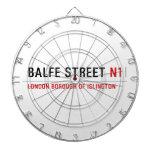 Balfe Street  Dartboards