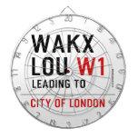 WAKX LOU  Dartboards