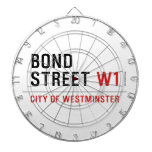 BOND STREET  Dartboards