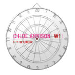 Chloe annison   Dartboards