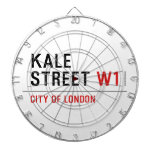 Kale Street  Dartboards