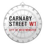 carnaby street  Dartboards