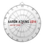 Aaron atkins  Dartboards