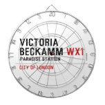 Victoria  Beckamm  Dartboards