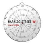 Naraldo Street  Dartboards