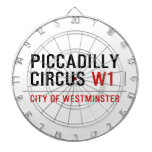 piccadilly circus  Dartboards