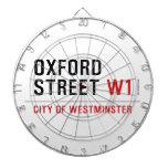 oxford street  Dartboards