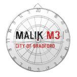 Malik  Dartboards