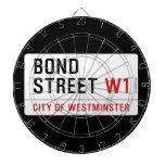Bond Street  Dartboards
