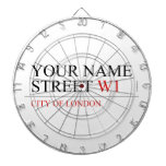 Your Name Street  Dartboards