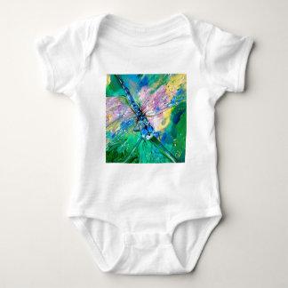 Darter Azul-Con alas T-shirt