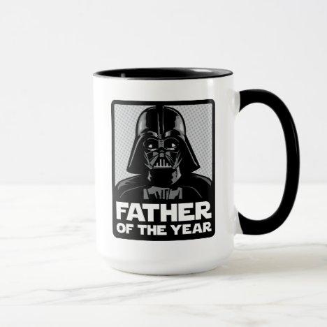 Darth Vader Comic | Father of the Year Mug