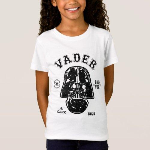 Darth Vader Dark Side Badge T_Shirt