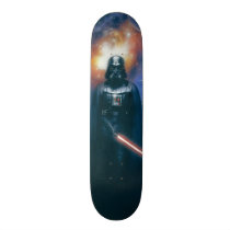 Darth Vader Imperial Forces Illustration Skateboard