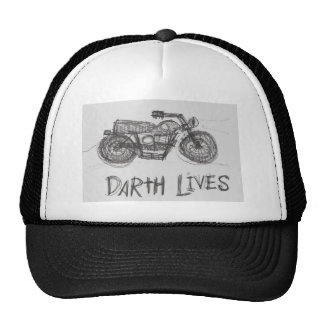 DarthLives1 Mesh Hats