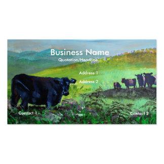 Dartmoor Farmer Business Cards