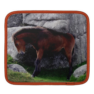 Dartmoor Pony Foal At Bone Hill Rocks Sleeves For iPads