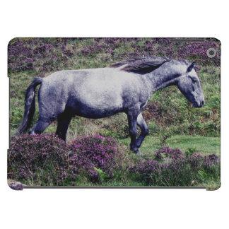 Dartmoor Pony Roaming In The Heather iPad Air Cases