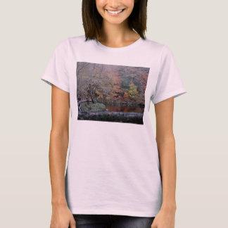Dartmoor River Dart Holne Chase Autunm (2) T-Shirt