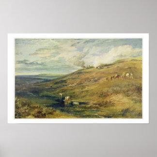 Dartmoor: The Source of the Tamar and the Torridge Poster