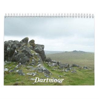 Dartmoor Calendarios De Pared
