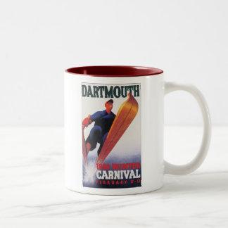 Dartmouth 1938 Winter Carnival Mugs
