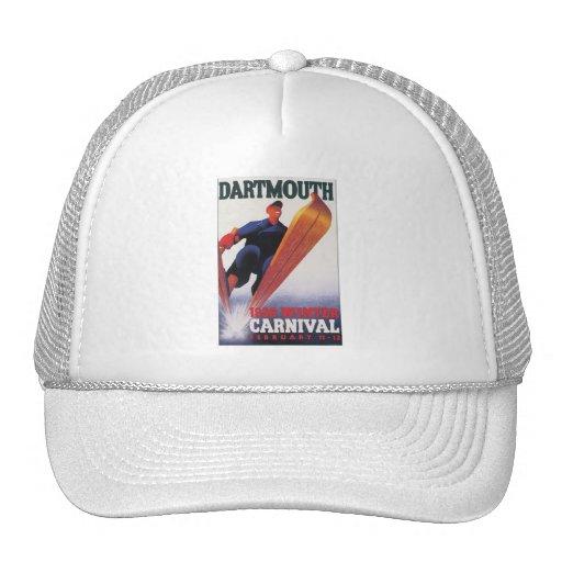 Dartmouth 1938 Winter Carnival Trucker Hat