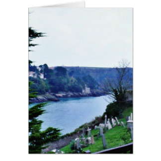 Dartmouth Castle Card