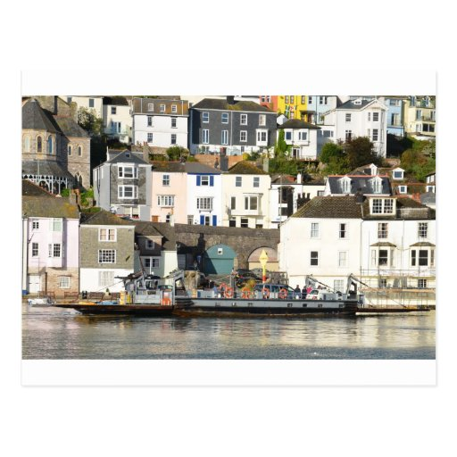 Dartmouth ferry. post cards